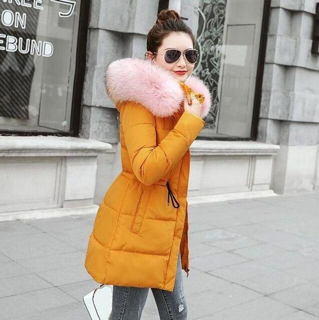 Dámský zimní kabát Tracy 1