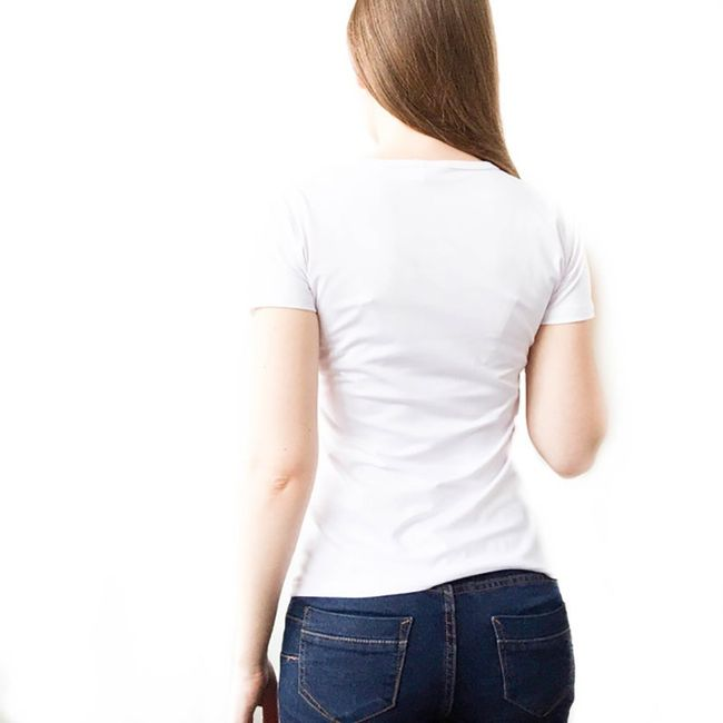 Női rénszarvas póló - 6 méret