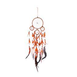 Nádherný lapač snů - oranžový