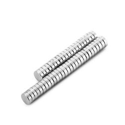 Neodímium mágnesek 3 x 1 mm - 50 db