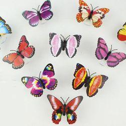 Fluture care strălucește în întuneric