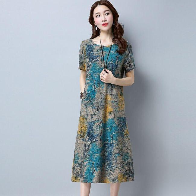 Dámské šaty DŠ478 1