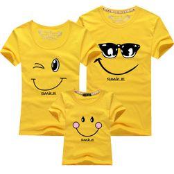 Семейна тениска - повече цветове