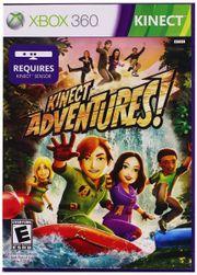 Hra (Xbox 360) Kinect Adventures