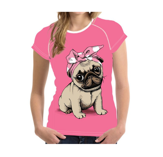 Dámské tričko Annie 1