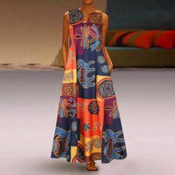 Dámské maxi šaty Mima