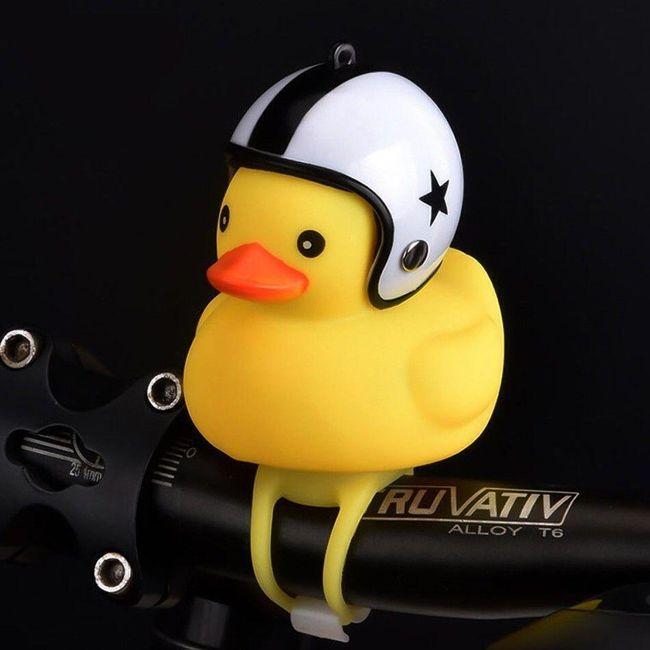 LED światło na rower Duckie 1