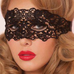 Seksowna koronkowa maska na oczy