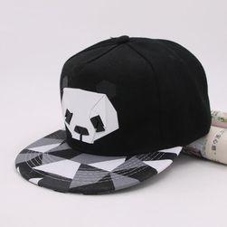Dziecięca czapka z daszkiem B08019