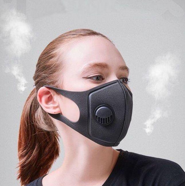 Медицинская маска с вентилем I8 1
