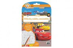 Krížovky, sudoku, osemsmerovky s ceruzkou Autá / Cars 15x21cm RM_91010652