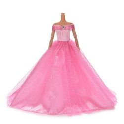 Платье для куклы NU7