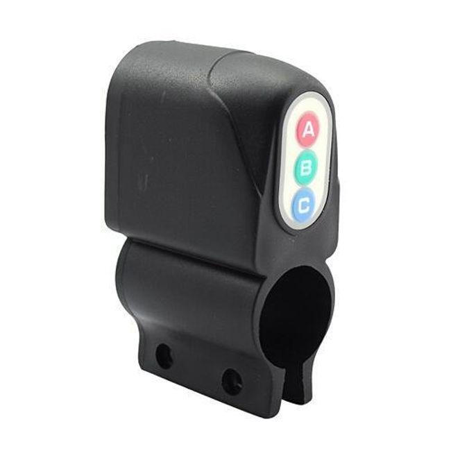 Велосипедная сигнализация с датчиком движения 1