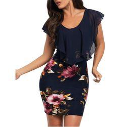 Letní šaty Merrilyn a-velikost č. 5