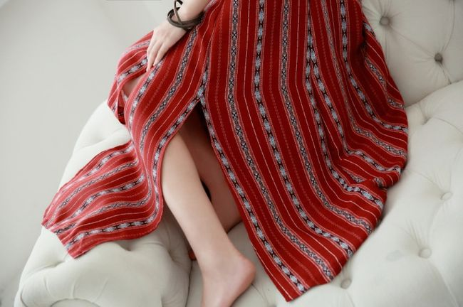 Női ujjatlan ruha Diega