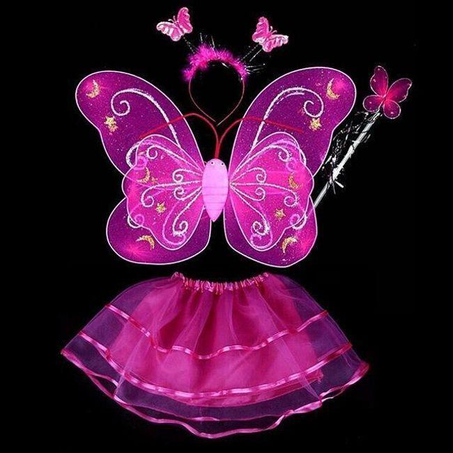 Kostim vile za devojčice 1