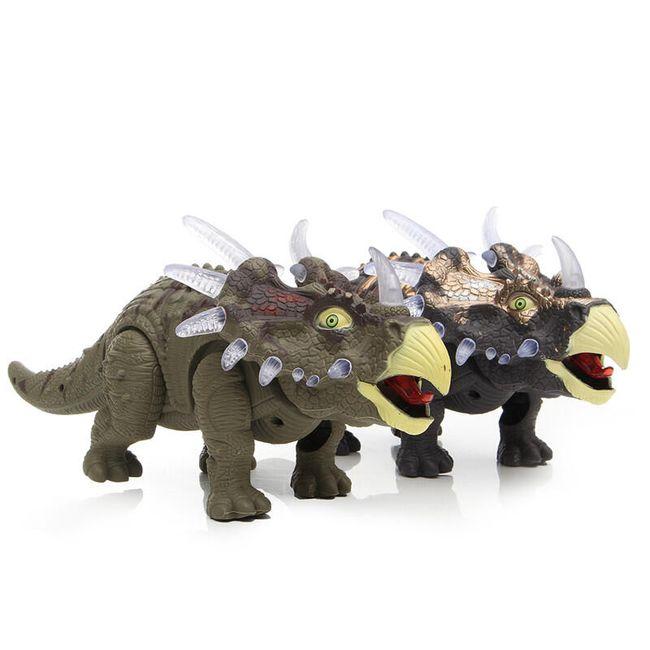 Chodící Triceratops 1