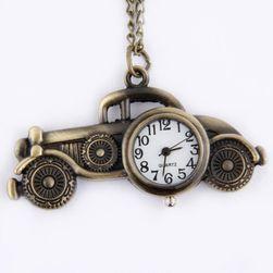 Unisex hodinky na řetízku JKM4