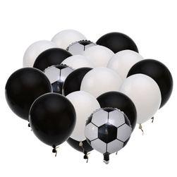 Rođendanski baloni - fudbalska tema