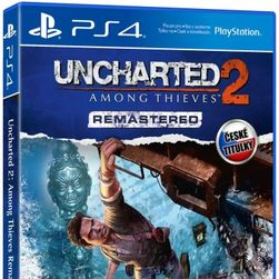 Gra (PS4) Uncharted 2: Among Thieves Remastered