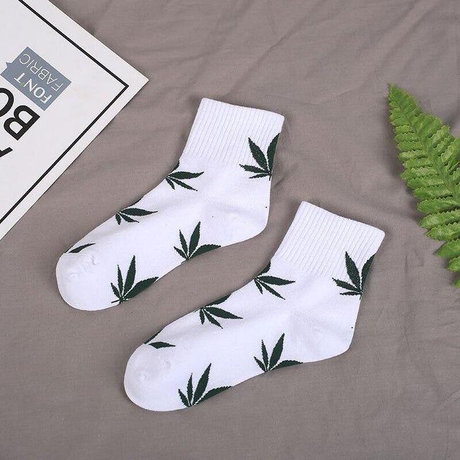 Női zokni B06157 1