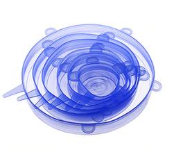 Set silikonových krytů SSK789 - Modrá