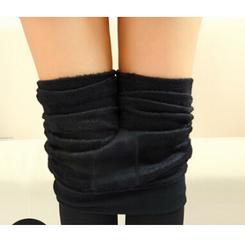 Meleg női leggings