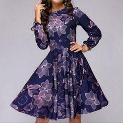 Dámské šaty s dlouhým rukávem Fontie
