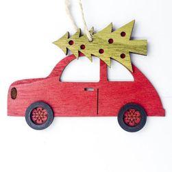 Karácsonyi díszek Car