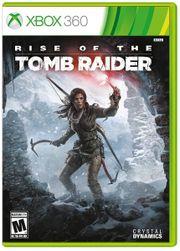 Joc (Xbox 360) Rise of The Tomb Raider