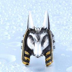 Prsten v egyptském stylu - 3 barvy