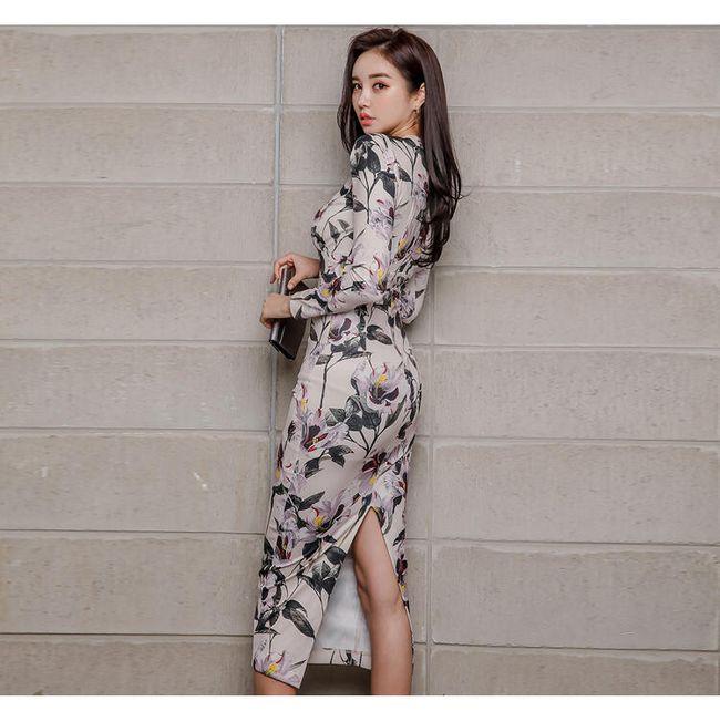 Hosszú női ruha Cierra