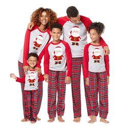 Vánoční pyžamo pro celou rodinu MER88