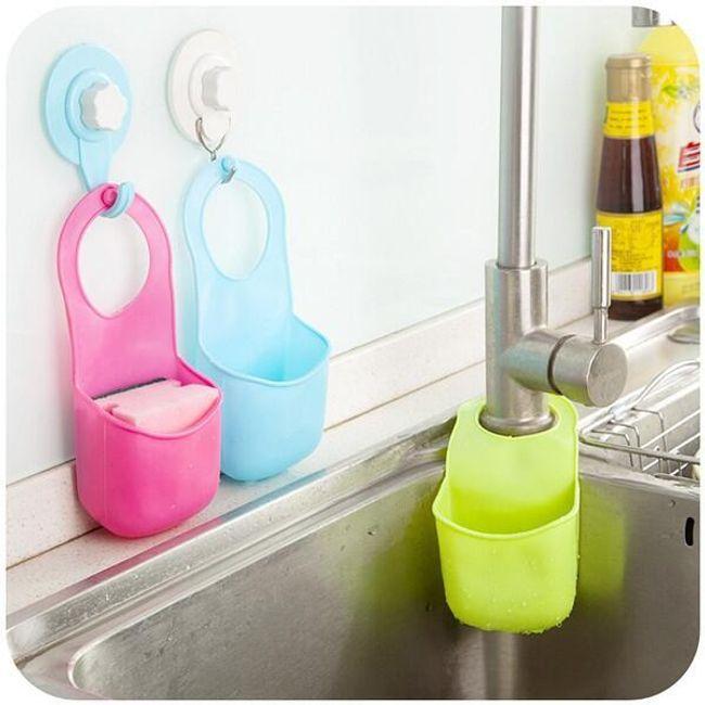 Пластиковая миска для хранения губки или мыла - разные варианты 1