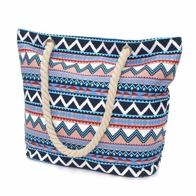 Пляжная женская сумка 1