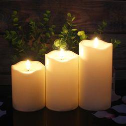LED sveće 3x