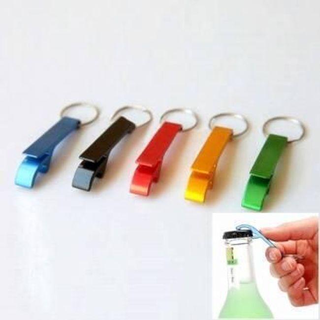 Алюминиевая открывалка - разные расцветки 1