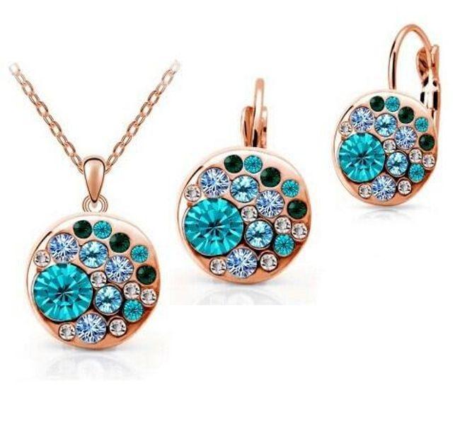 Komplet biżuterii AS250 1