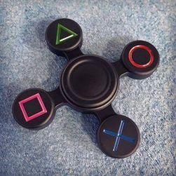 Originální fidget spinner ve stylu herního ovladače