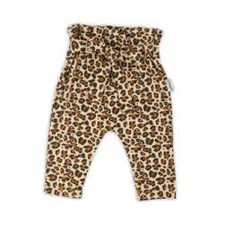 Dziecięce bawełniane spodnie dresowe RW_teplacky-nicol