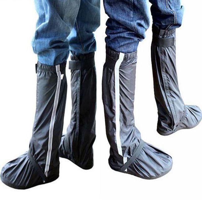 Nieprzemakalne ochraniacze na buty - 3 rozmiary 1