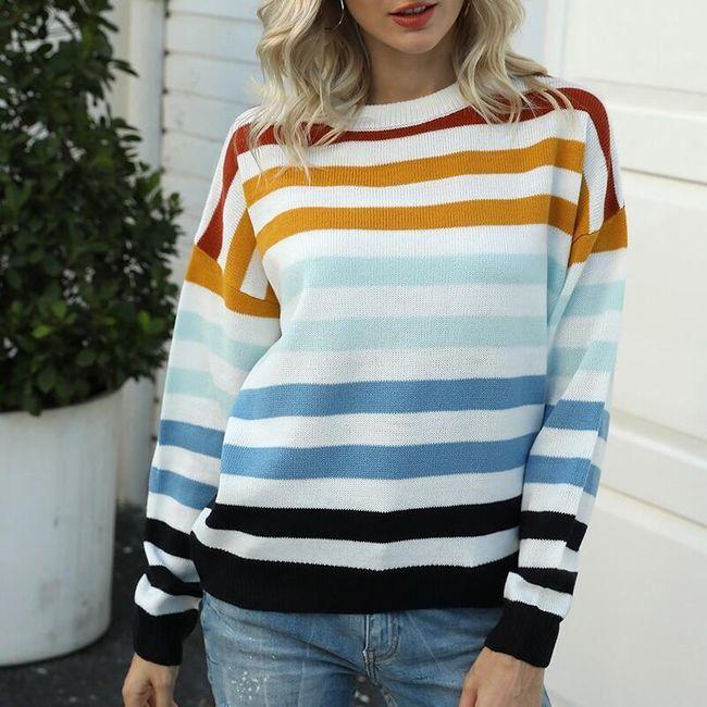 Damski sweter Ew45 1