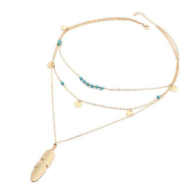 Dámský náhrdelník B18 1
