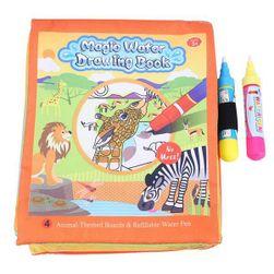 Безкрайна детска рисунка за рисуване с вода Helene