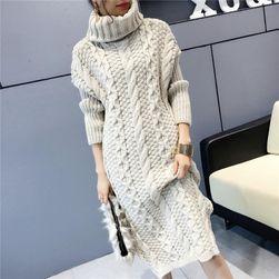 Женское вязаное платье Viva