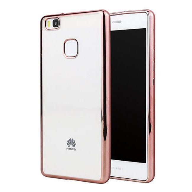 Przezroczyste silikonowe etui na Huawei P9 i P9 Lite 1