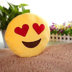 Polštářek s motivem emoji - 24 variant