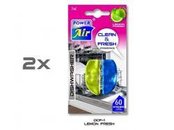 1 + 1 CLEAN AND FRESH illat mosogatógéphez - Citrom friss