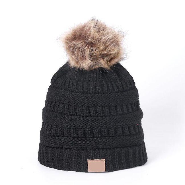 Damska zimowa czapka WC253 1