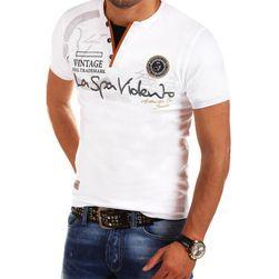 Pánské triko s krátkým rukávem Mariano